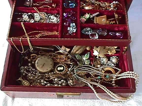 JewelryBox Large - The jewelry story