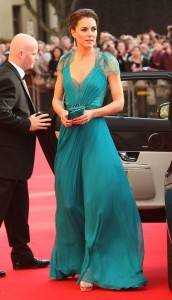 Catherine Duchess of Cambridge Our Great Team Rises London 172x300 - Female royals and their taste for fashion- Part -1