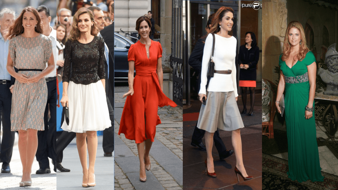 Royals Part 1 1080x606 - Female royals and their taste for fashion- Part -1