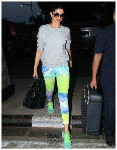 Deepika 233x300 - Airport looks to steal from Bollywood