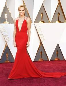 """charlize theron 64de29a2 49bd 4b69 a365 af1706f1992b 230x300 - The """"who wore what"""" of Oscars 2016"""