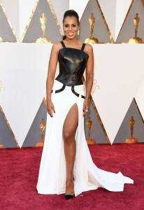 """kerry washington 8ed9a4eb 3d16 4c49 a8f5 7cb6ba94384b 206x300 - The """"who wore what"""" of Oscars 2016"""
