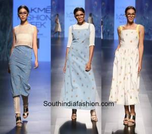 Nishka Lulla at Lakme Fashion Week Summer Resort 2016 3 300x265 - Lakmé Fashion Week S/R 2016- Part- I