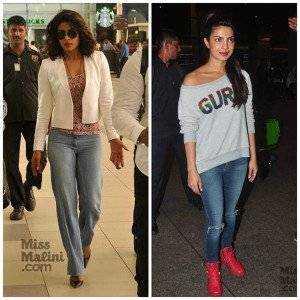 Priyanka Chopra2 300x300 - Airport looks to steal from Bollywood