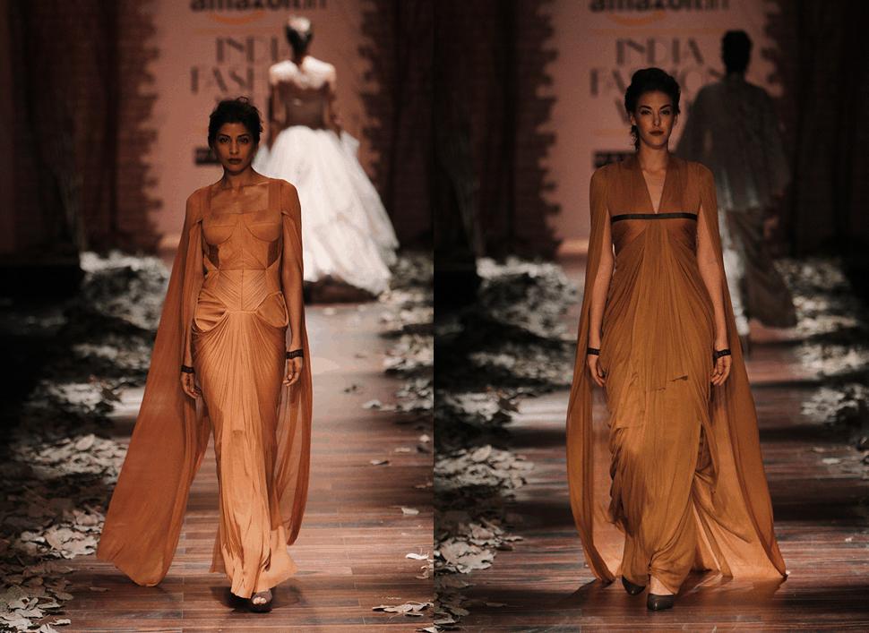 SN2 - Amazon India fashion week 2016