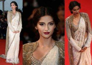 2 1 300x214 - Bollywood on Cannes red carpet over the past few years