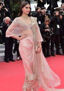3 213x300 - Bollywood on Cannes red carpet over the past few years
