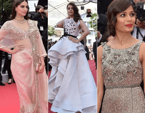 Untitled 1 485x380 - Bollywood on Cannes red carpet over the past few years