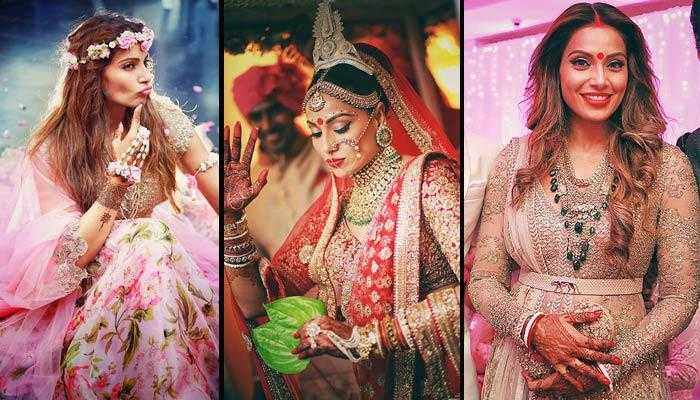article l 201651248402831228000 - Bipasha's Fairy Tale Wedding Looks!