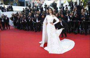 sonam walk 300x194 - The glitz and glamour at Cannes'16