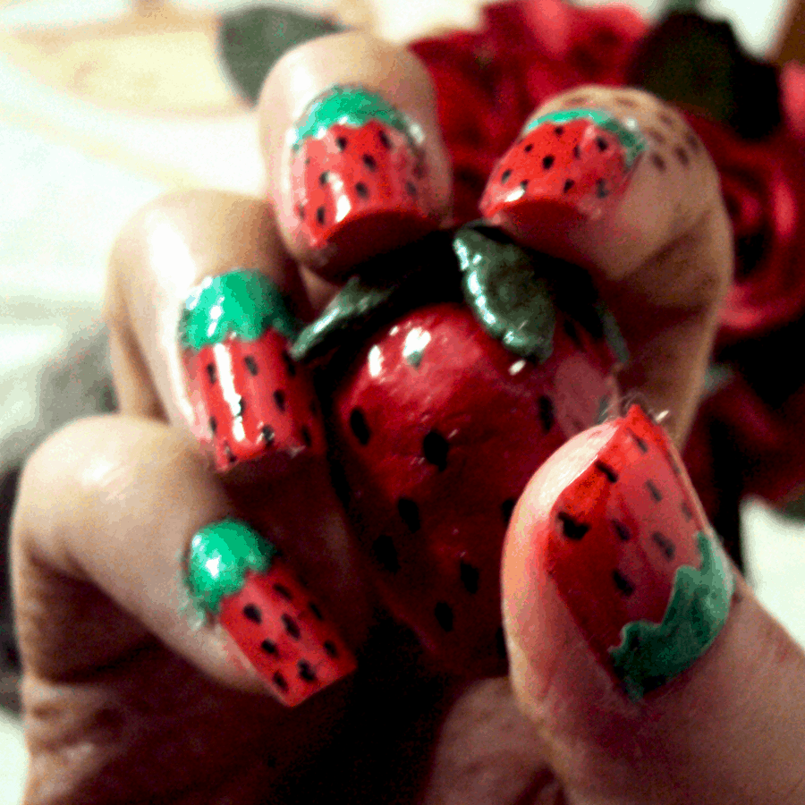 Strawberry - Just Nailicious