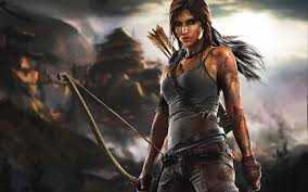 1 - Lara Croft: Not Just a Sex Symbol