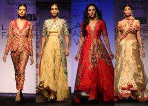 Architha Narayanam copy 300x214 - Lakme Fashion Week Winter Festive 2016- Part II