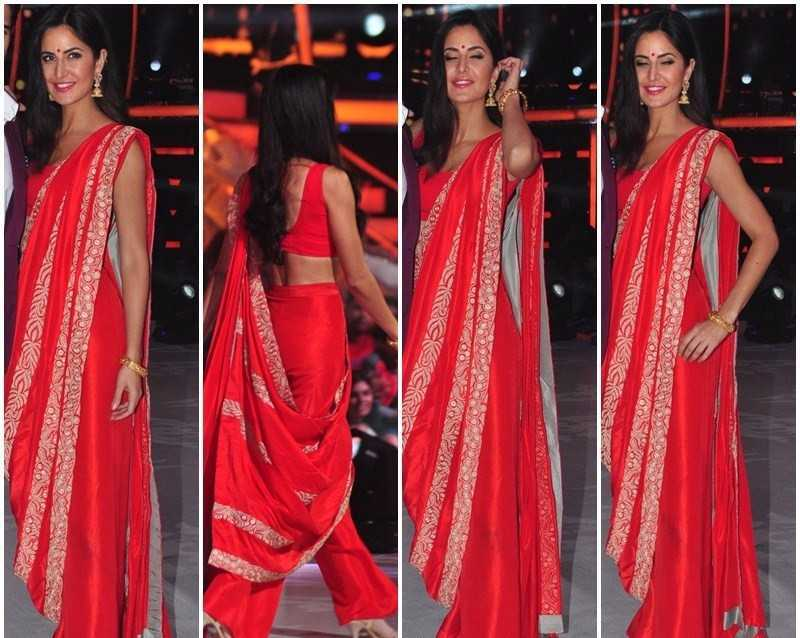 Katrina Kaif Bar Bar Dekho promotion Jhalak Dikkhla Jaa Show 1 - Katrina's gorgeous looks for Bar Bar Dekho promotions!!