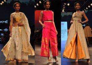 Pranami 1 300x214 - This is what Lakme Fashion Week's Winter Festive season- 2016 looked like