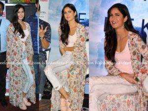 katrina kaif payal singhal baar baar dekho promotions ahmedabad 300x226 - Katrina's gorgeous looks for Bar Bar Dekho promotions!!