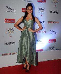 Alia 249x300 - Glamour & Style Awards: Red Carpet Style Review