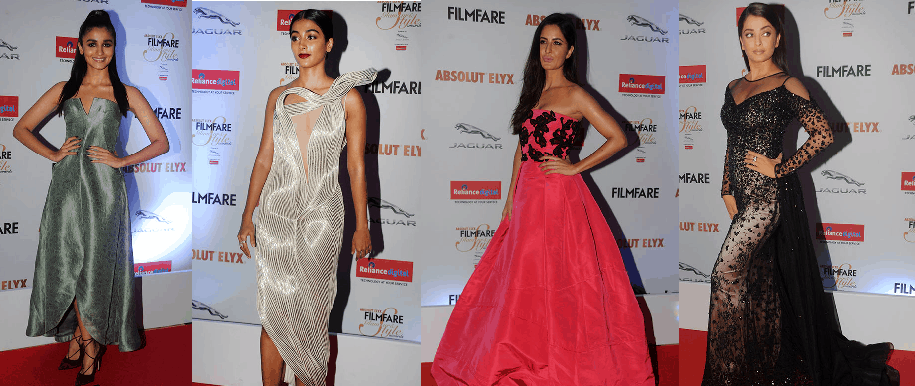 Coverpic 1 - Glamour & Style Awards: Red Carpet Style Review