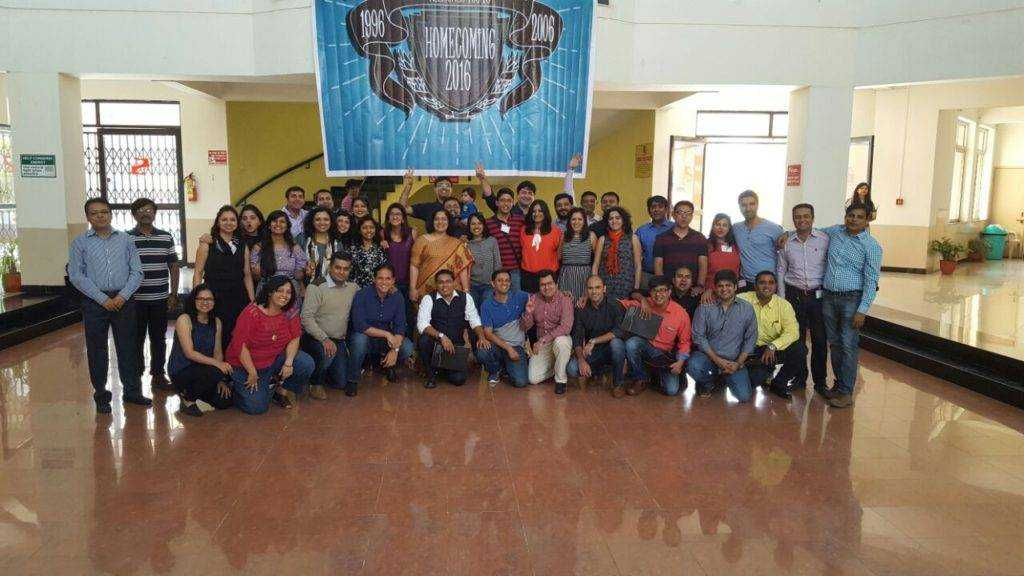 IMG 4343 1 1024x576 - Homecoming- 10 year Reunion @ SCMHRD, Pune