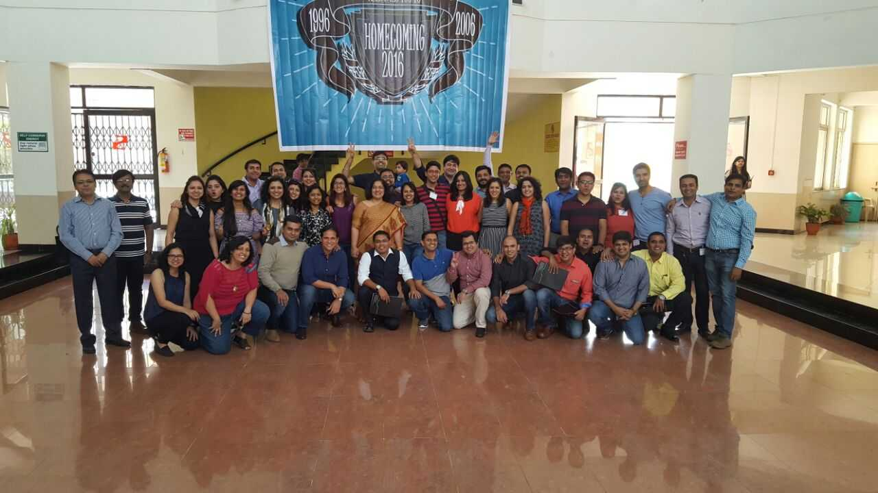 IMG 4343 1 - Homecoming- 10 year Reunion @ SCMHRD, Pune