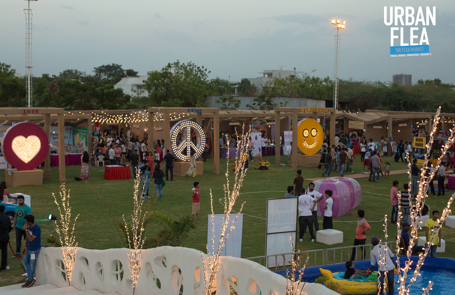 UF 3 - Ahmedabad's much awaited flea market is here!!