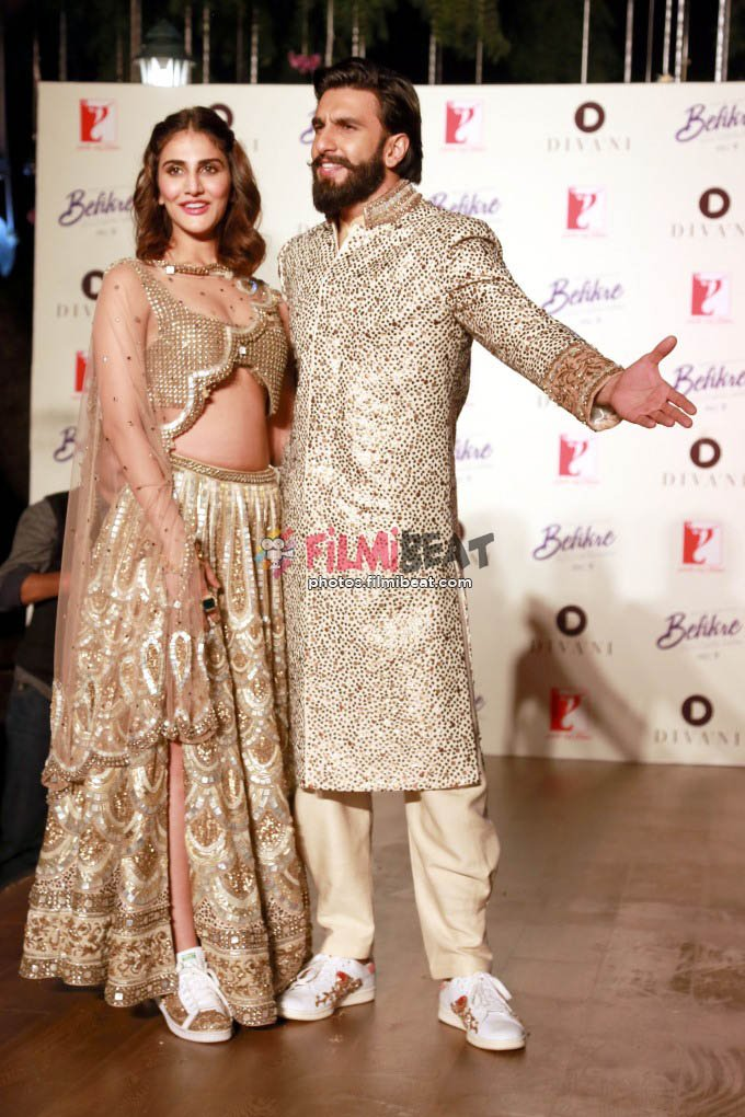 befikre-movie-promotion-divani-fashion-show-in-new-delhi_1479962416160