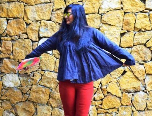 Blogadda Speech 2 500x380 - Colours Make Me Happy!