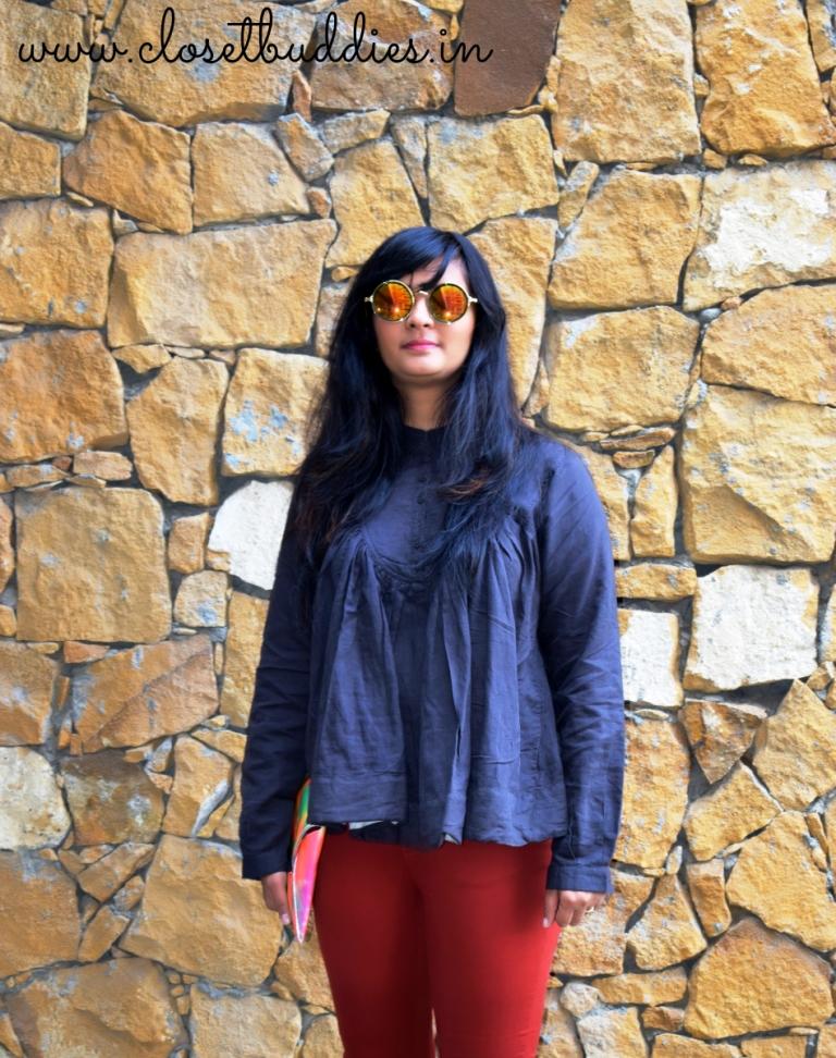Blogadda Speech 4 - Colours Make Me Happy!