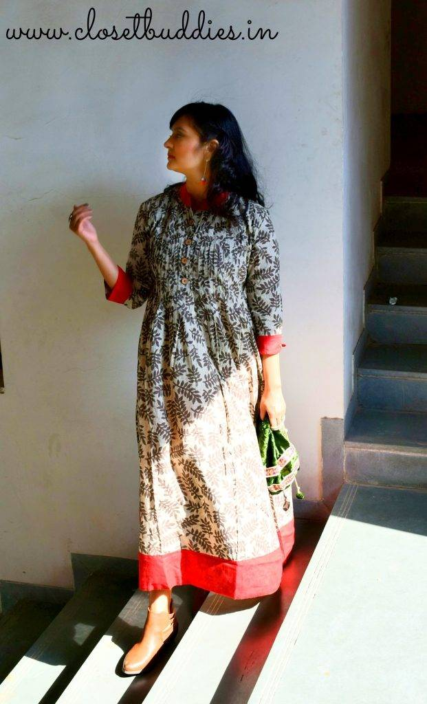 Sugandh Dress1 621x1024 - Bohemian Diaries