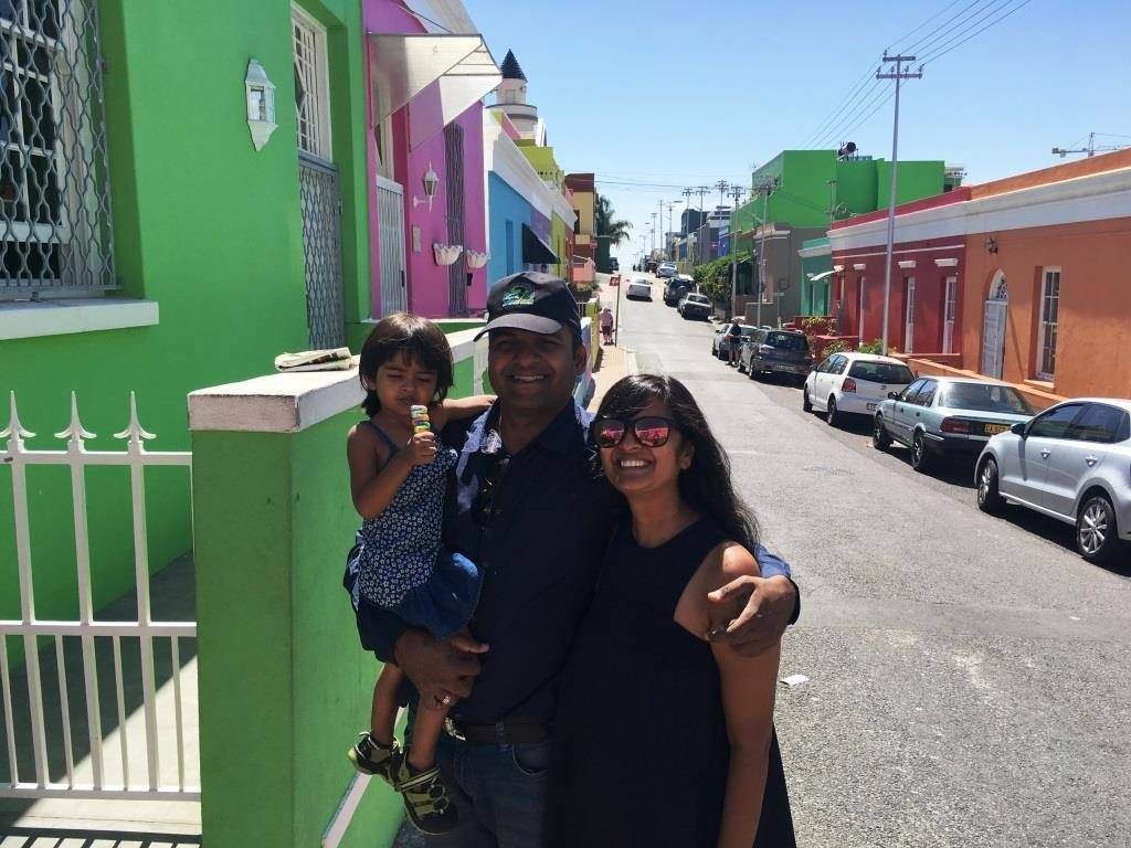 Bo Kaap 1024x768 - Road Trip In South Africa Part-2 (Garden Route and Cape Town)