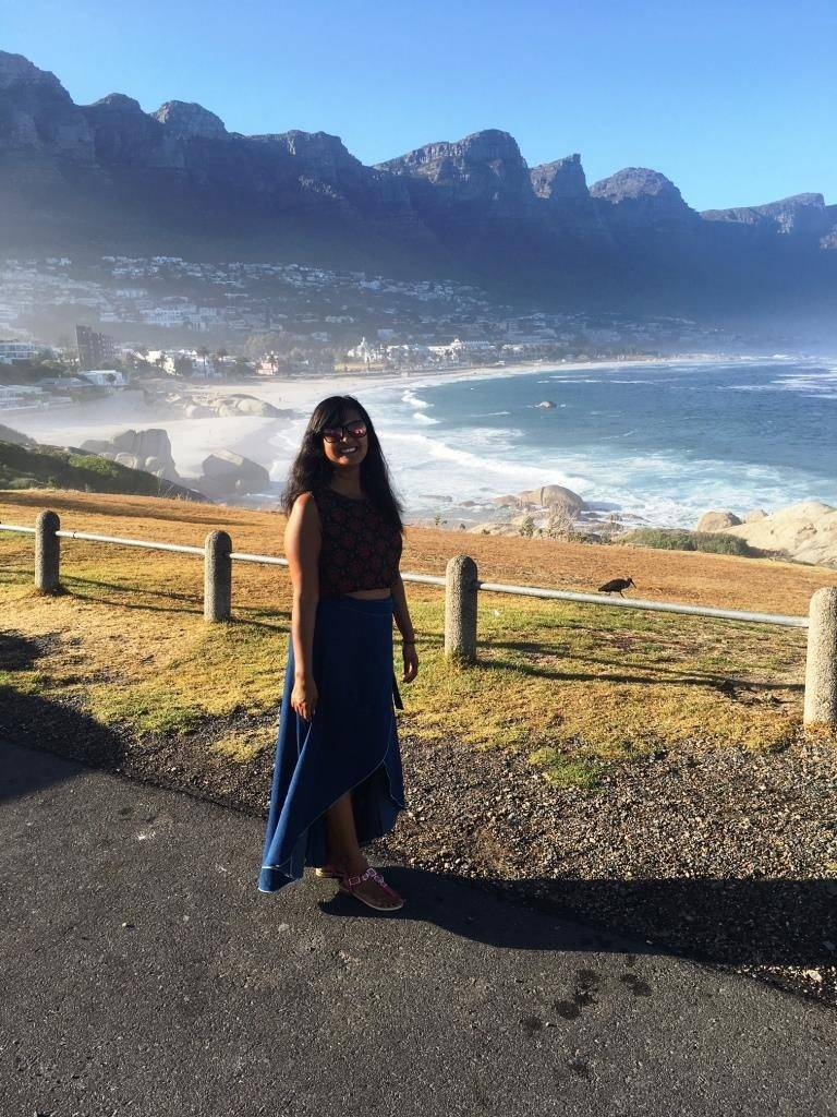 CampsBay 768x1024 - Road Trip In South Africa Part-2 (Garden Route and Cape Town)