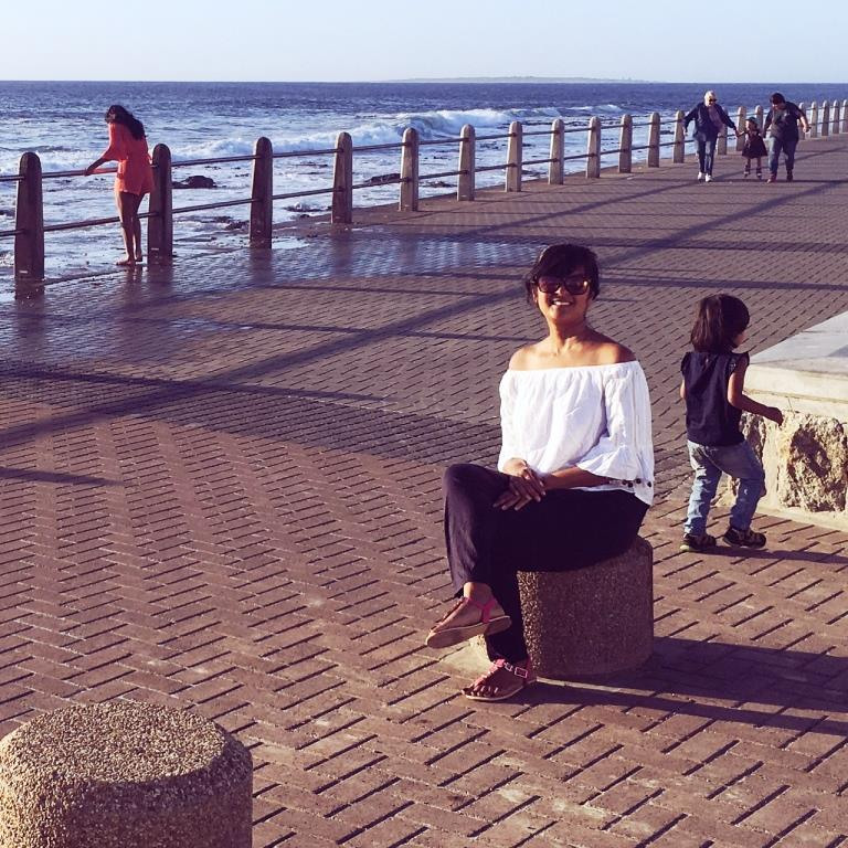 Mouille Point Promenade - Road Trip In South Africa Part-2 (Garden Route and Cape Town)
