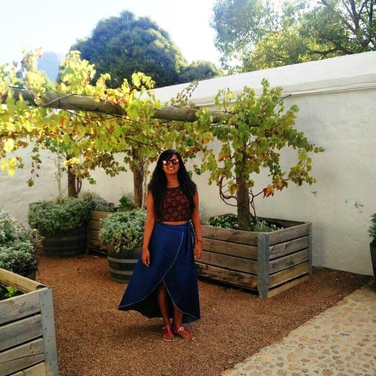 Paarl - Road Trip In South Africa Part-2 (Garden Route and Cape Town)