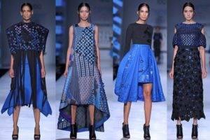 Pankaj Nidhi 2 300x200 - Amazon India Fashion Week- Part- I