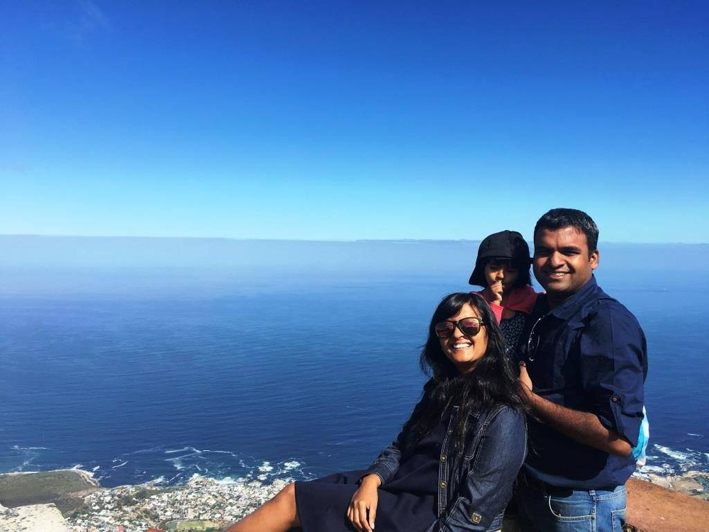 Table Mountain Top 1024x768 - Road Trip In South Africa Part-2 (Garden Route and Cape Town)