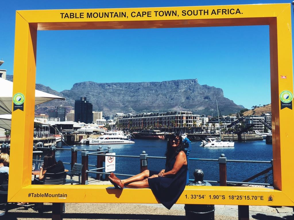 picture frame - Road Trip In South Africa Part-2 (Garden Route and Cape Town)