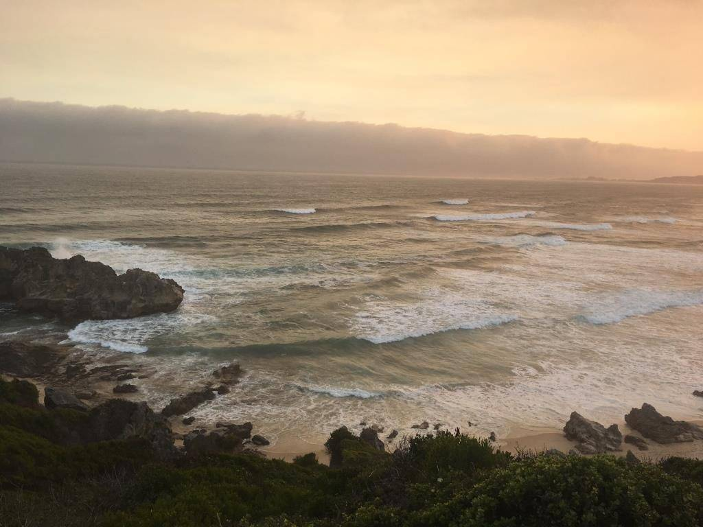 sunset in Brenton 1024x768 - Road Trip In South Africa Part-2 (Garden Route and Cape Town)