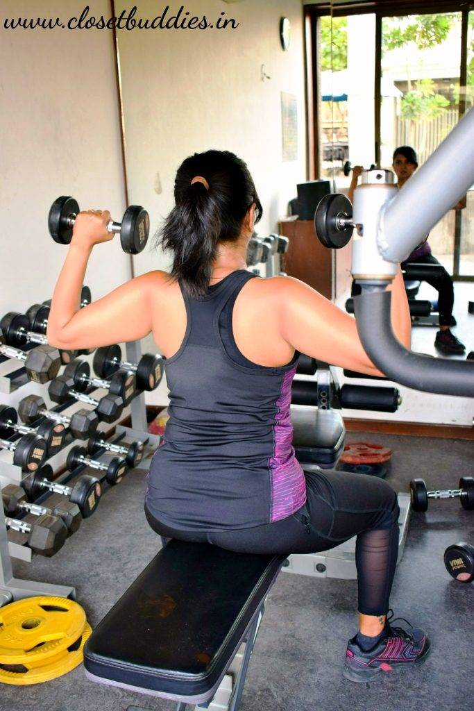 Fitness in your Thirties