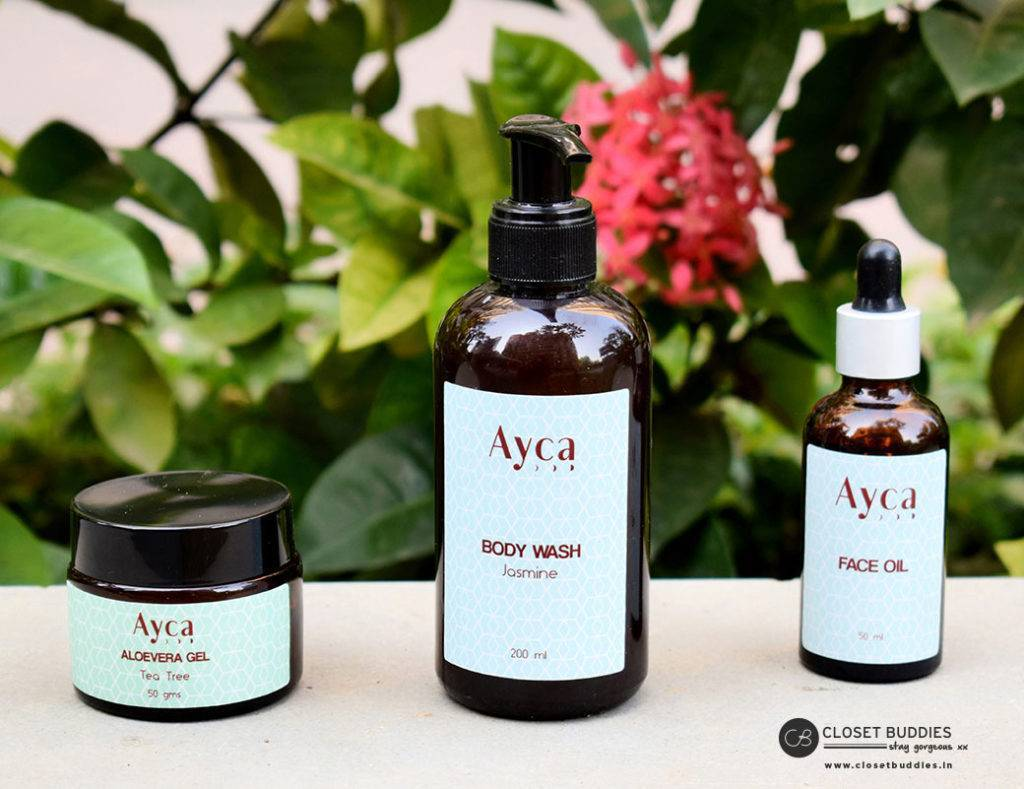 "Ayca 1024x789 - BEST ""NATURAL"" BRANDS IN INDIA- 2017"