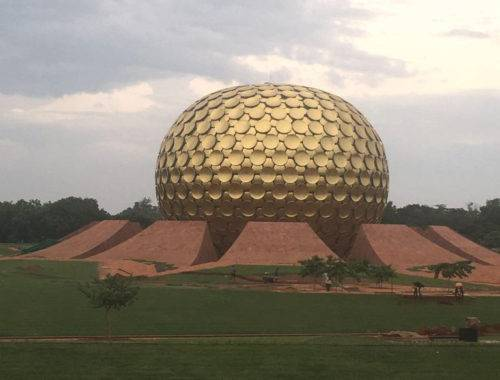 Auroville New 500x380 - Auroville- The City of Dawn