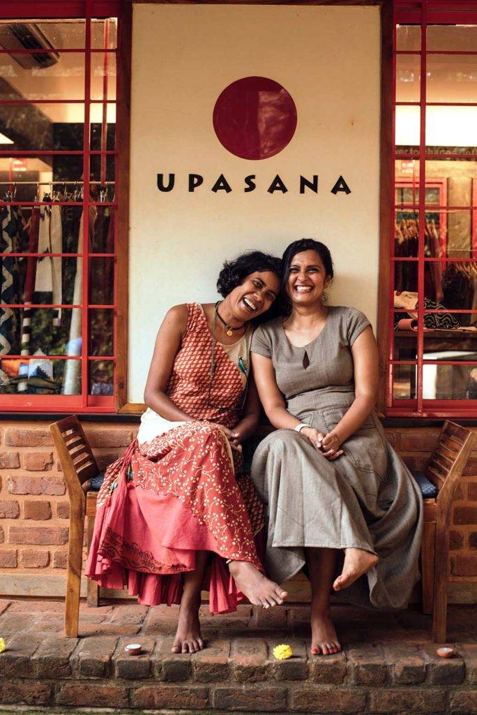 Upasana 1 684x1024 - Conscious Fashion- Upasana's Founder Uma Prajapati on CB's Couch