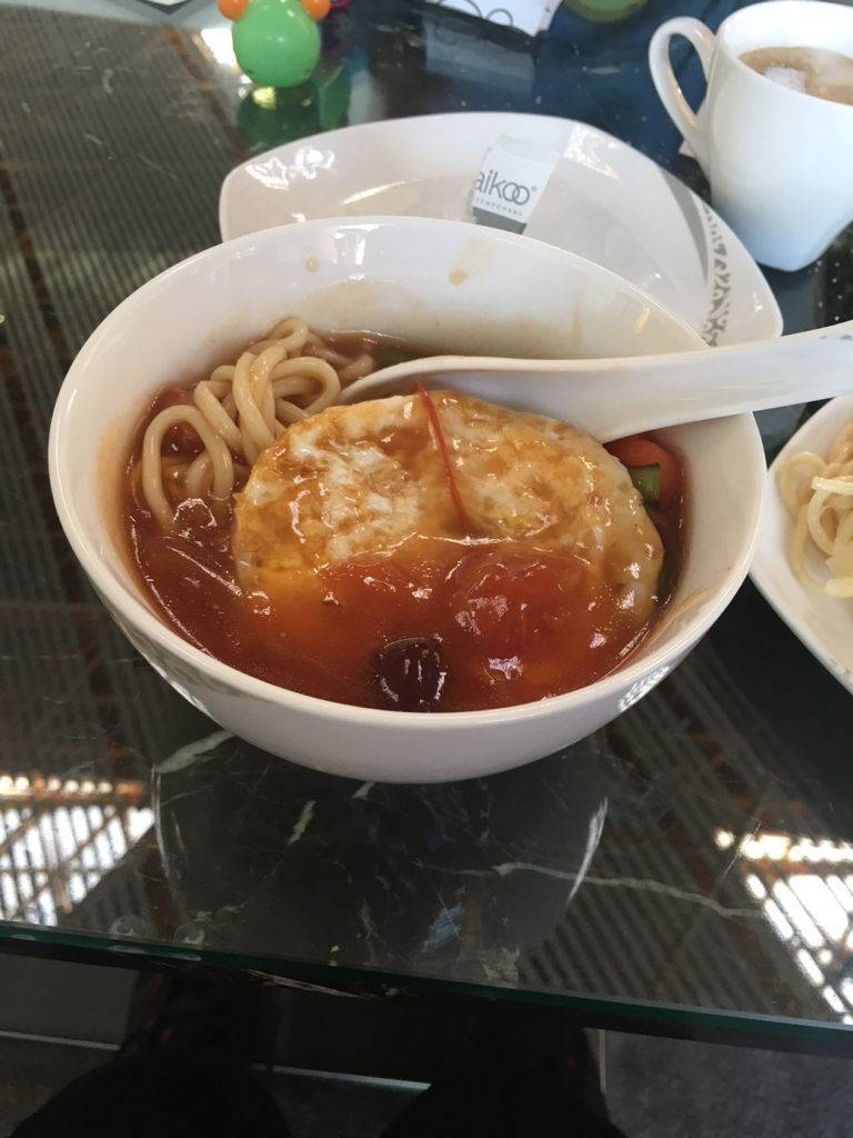 Noodle Soup 768x1024 - Planning a trip to China Part 2