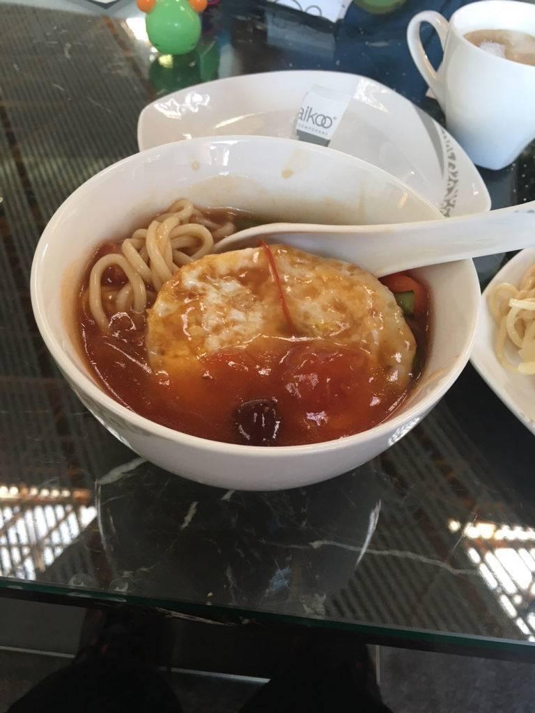Noodle Soup 768x1024 - Planning a trip to China Part 2