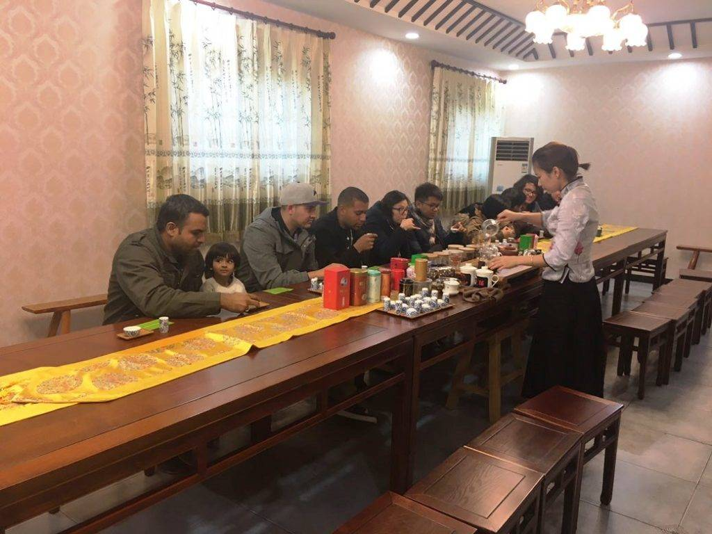 Traditional Tea Tasting 1024x768 - Planning a trip to China Part 2
