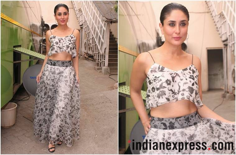 1 indianexpress - Lady khan and her flawless sense of styling as seen at Veere Di Wedding promotions