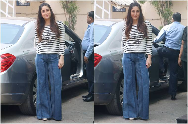 2 indianexpress - Lady khan and her flawless sense of styling as seen at Veere Di Wedding promotions