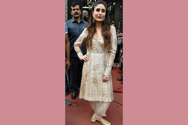 Kareena Kapoor Khan Indian look from Veere Di Wedding Promotions 1 - Lady khan and her flawless sense of styling as seen at Veere Di Wedding promotions