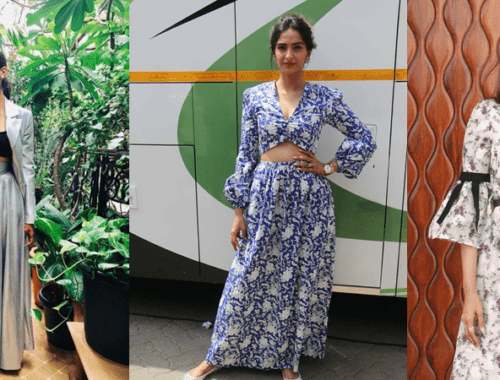 Untitled 500x380 - Sonam's sensuous looks for promotions of Veere Di Wedding