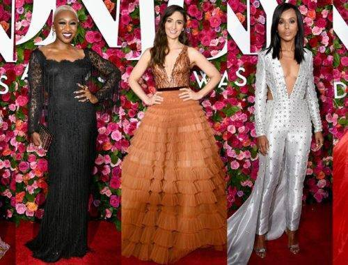 tony awards red carpet 2018 1528695029 500x380 - Best red carpet looks from Tony Awards