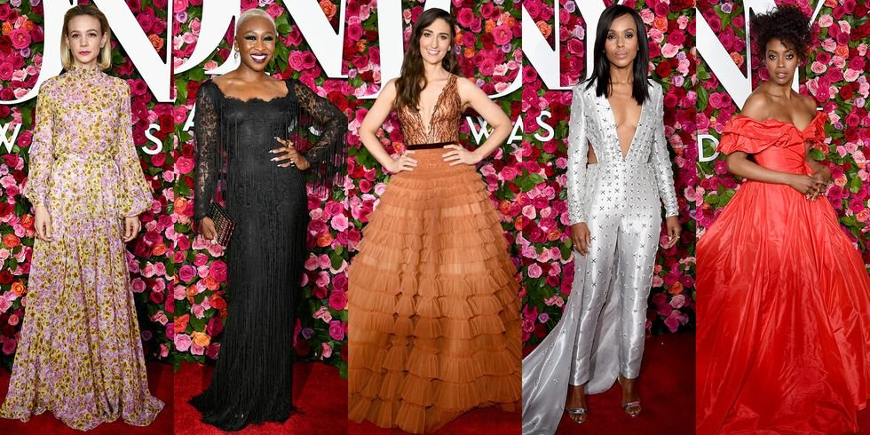 tony awards red carpet 2018 1528695029 - Best red carpet looks from Tony Awards